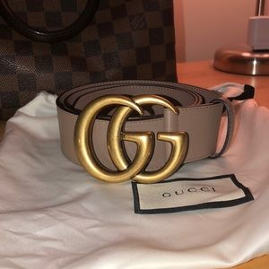 Gucci Belt Size 80
